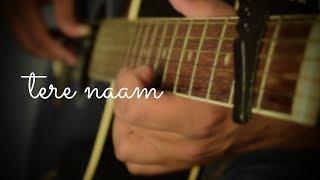 Tere Naam Unplugged Cover Vicky Singh Salman Khan Tere Naam Humne Kiya Hai Lyric Video