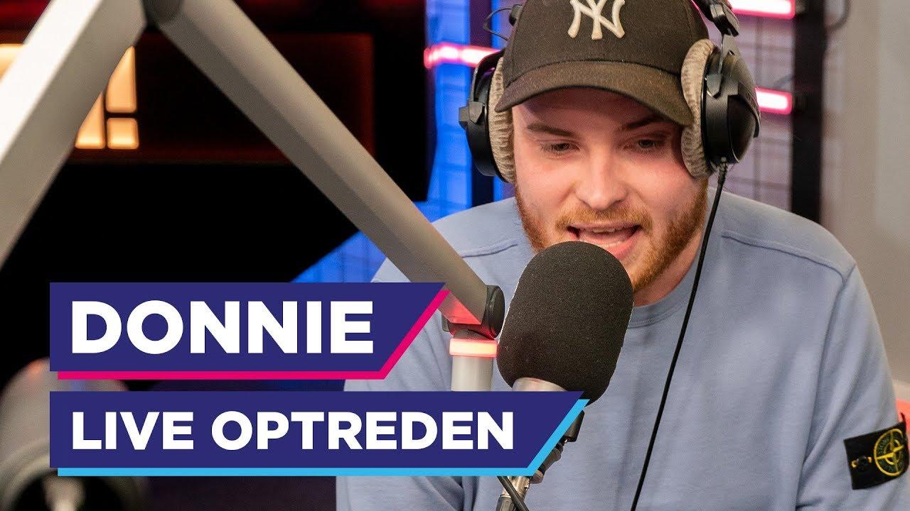 Donnie - 'Heb Je Jonko Voor Mij' [LIVE]
