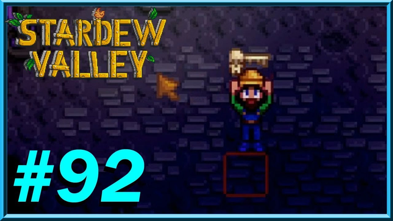 Stardew Valley Day 92 The Skull Key Youtube As earlier mentioned, this is the only key that can be used to open the door leading to skulls cavern located in the northwest of calico desert. youtube
