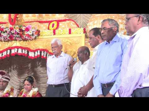 Sri Lanka Sky Trust blessing to Sajenthan and Bairavie wedding