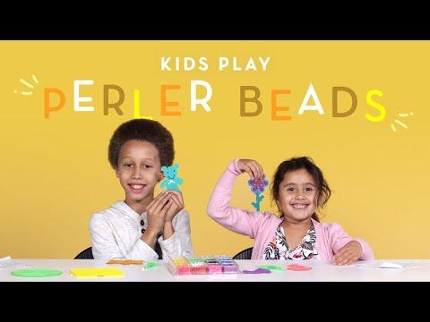 Perler Beads | Kids Play | HiHo Kids