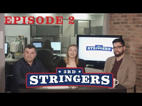 Bracketology, Sports Tech Silicon Valley? - 3rd Stringers Ep. 2