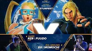 sfv rzr   fuudo vs eg   momochi stunfest 2016 grand finals cpt 2016