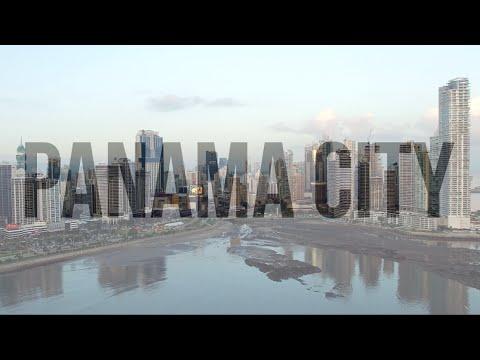 Panama City Skyline in 4K 🇵🇦   DJI PHANTOM 3 PRO