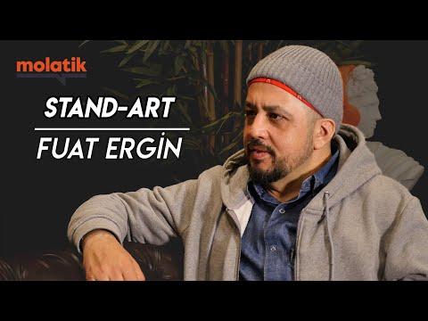 Fuat Ergin Omurga'yı anlattı | STAND-ART