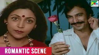 How did Gautam calm his wife's anger - Romantic Scene | Kanoon Kya Karega | Suresh, Deepti