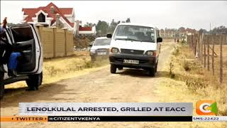 EACC detectives raid Samburu governor's homes