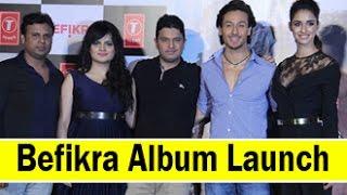 'Befikra' Video Song Launch | Tiger Shroff, Disha Patani | T-Series | Bhushan Kumar