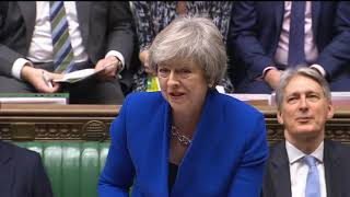 Prime Minister's Questions: 19 December 2018
