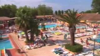 Camping Les Sablons - Portiragnes Plage, Languedoc, Frankreich - Familienurlaub