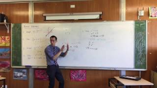 Solving Equations & Inequalities by Graphing (2 of 2: Quadratic Example)