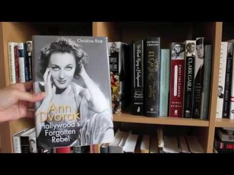 Classic Film Bookshelf Tour