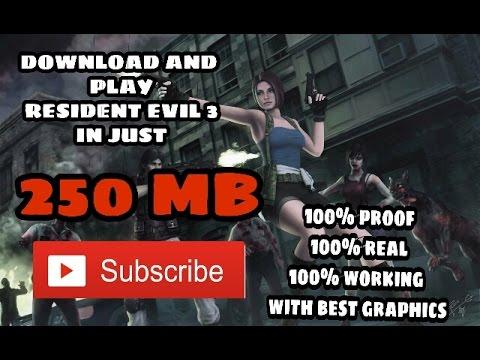 download resident evil 3