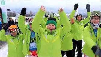 Special Olympics Österreichische Meisterschaft Ski Alpin