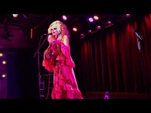 Trixie Mattel - Cover Girl (RuPaul acoustic cover)
