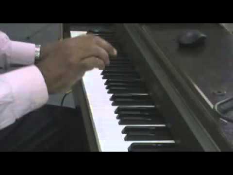 Na Tum Hamen Jano piano instrumental by S Raj Balan .mp4