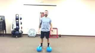Exercise of The Week - Kettlebell Renegade Rows