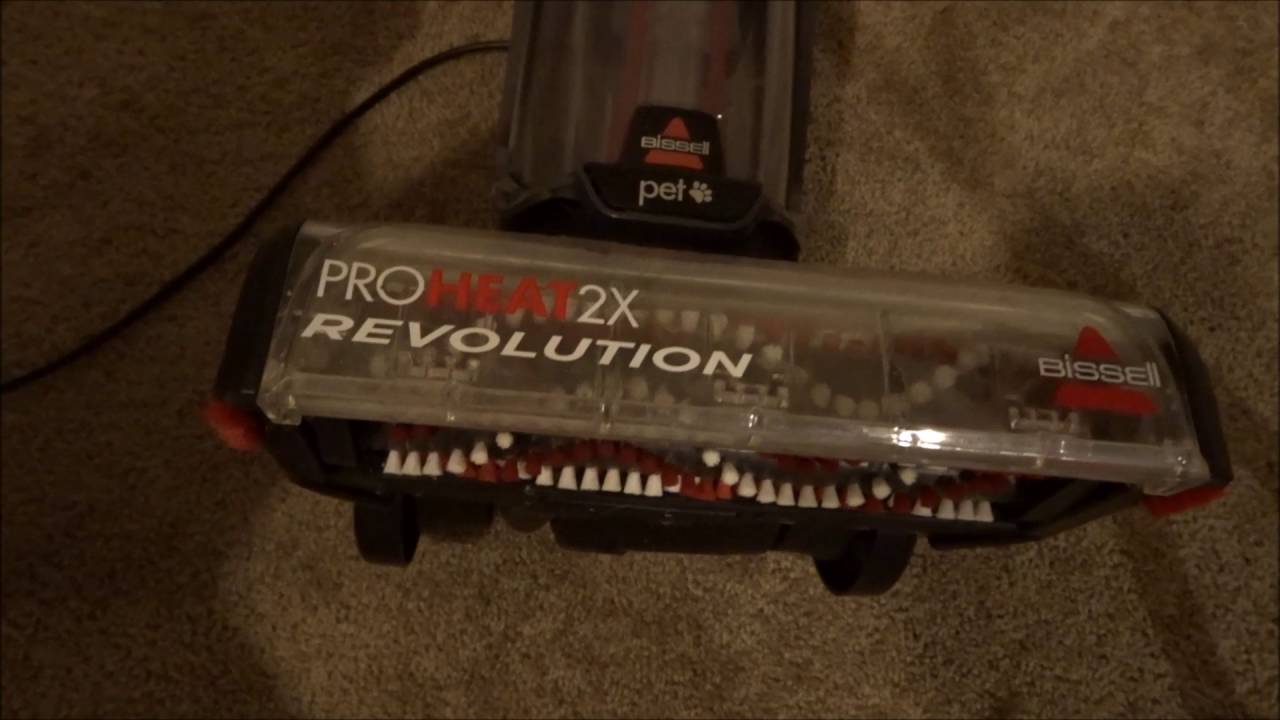 Bissell Proheat 2x Revolution Pet Carpet Cleaner 6 Month