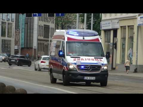 "[Full HD] [Fiamm] Alarmowo Ambulans ""S', D08-07."