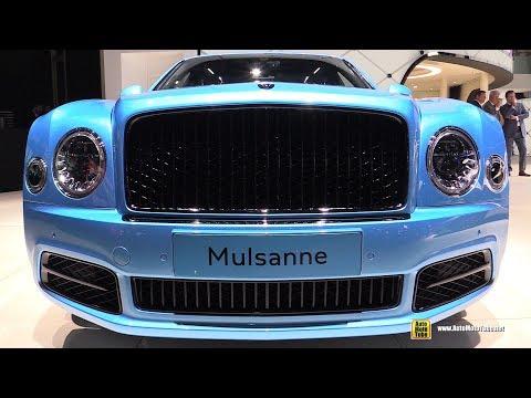 2018 Bentley Mulsanne Speed - Exterior and Interior Walkaround - 2017 Frankfurt Auto Show