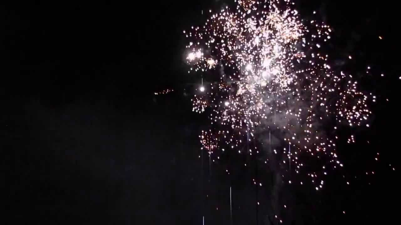 New Year Fireworks 2014 - YouTube