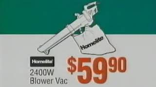 Bunnings Warehouse Spring Sale 2008 Ad