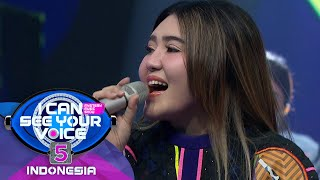 Download lagu Via Vallen [KU PUJA-PUJA] Membuat Semua Detective Bergoyang - I Can See Your Voice Indonesia 5