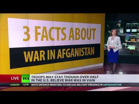Endless War? US plans to leave 3,000 troops in Afghanistan after deadline