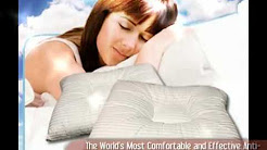 Stop Snoring For Good with SnoreLess Pillow
