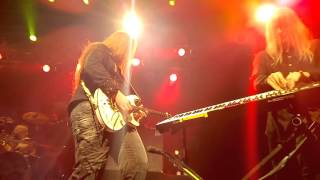 Stratovarius playing Will The Sun Rise from the album Episode durin...