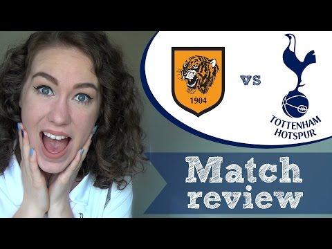 MATCH REVIEW: Hull City 1 – 7 Spurs | Harry Kane Wins The Golden Boot! | Premier League 2016/17