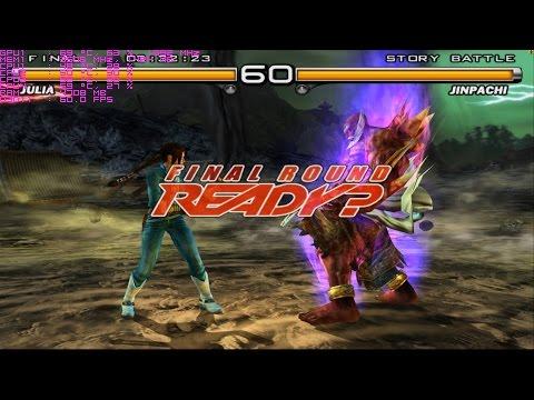 Tekken 5 - PCSX2 1.3.1 - 4K 60FPS