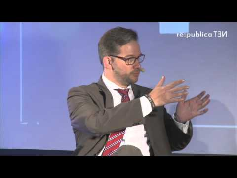 re:publica 2016 – Forderungen Geflüchteter an die Politik on YouTube
