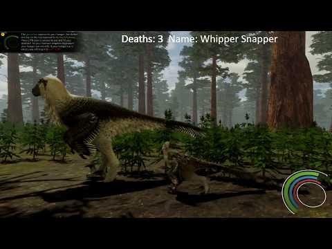 Saurian: Hardcore Challenge - Dakotaraptor Part 2