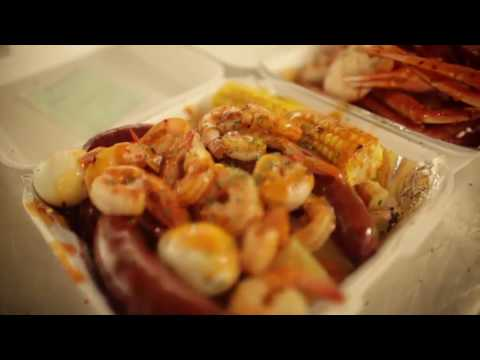 Krab Kingz #3: Best Crab Legs in Fort Worth, TX & Beyond | #COSIGNEats