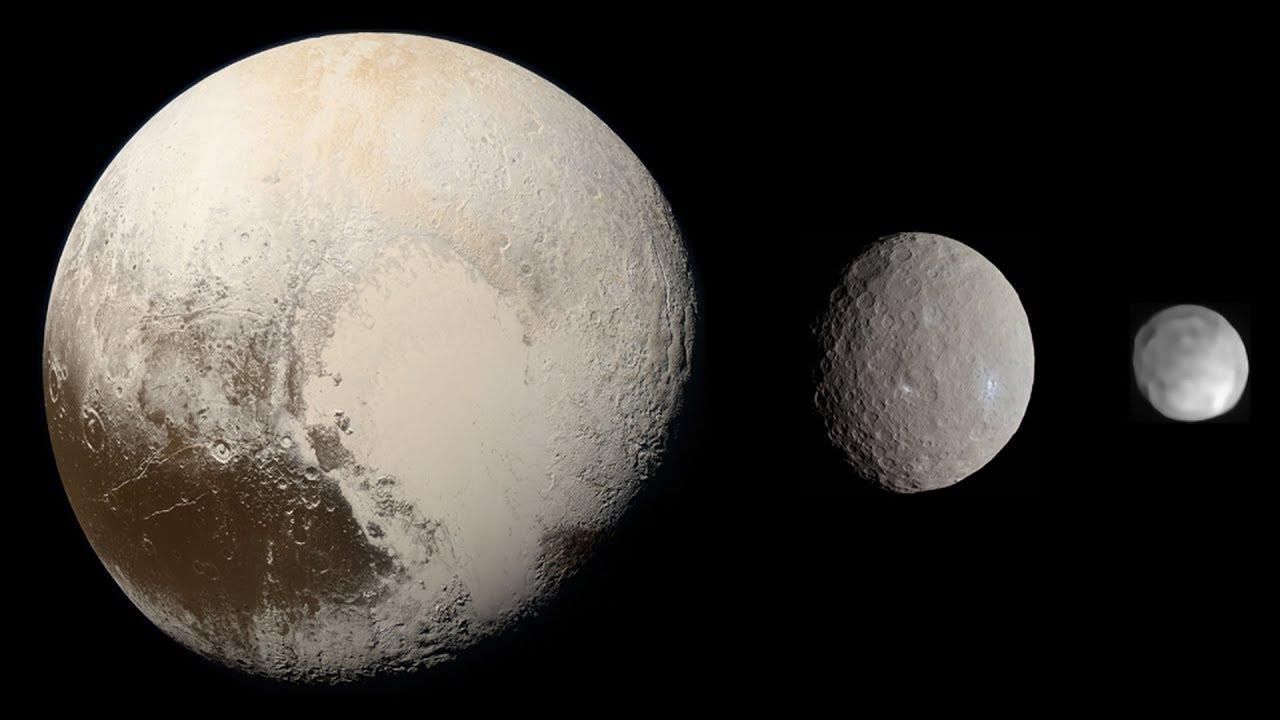Güneş Sisteminin Olası En Küçük Yeni Cüce Gezegeni: Hygiea…