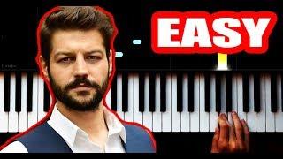 Çocuk Dizi Müzikleri - Anne - Easy - Piano Tutorial By Vn