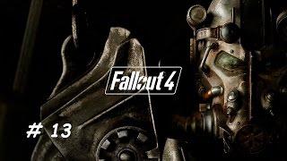 Fallout 4 13 Огневая поддержка. Первый квест за Братство Стали.