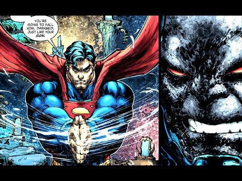 He-Man vs. Injustice Superman (Part 5 of 6) - Ft. Darkseid ...