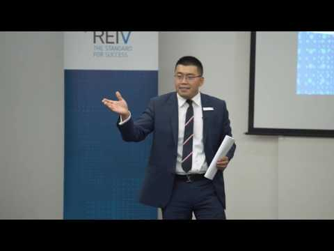 REIV Senior Auctioneering Competition Heats - Ming Xu