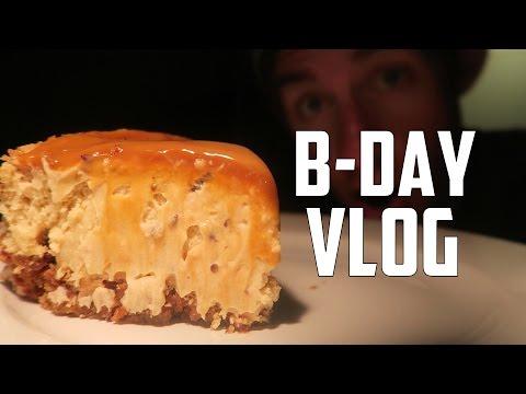 BIRTHDAY VLOG: CHEESECAKE, DENNY'S, HAPPINESS