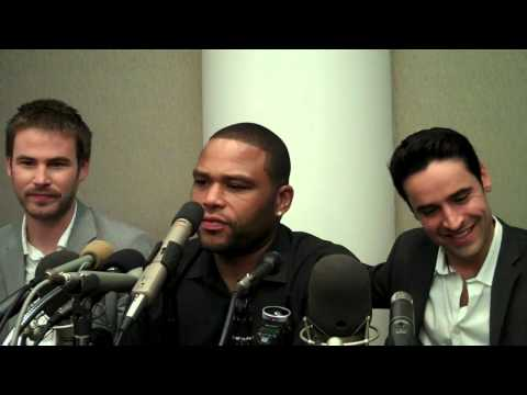 ZACH CREGGER ANTHONY ANDERSON JESSE BRADFORD ON WORKING WITH BABIES