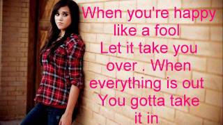 Good Life- OneRepublic (cover) Megan Nicole and Alex Goot (lyrics)