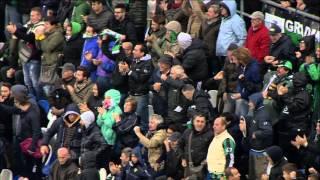 Il gol di Missiroli - Sassuolo - Lazio - 2-1 - Serie A TIM 2015/16