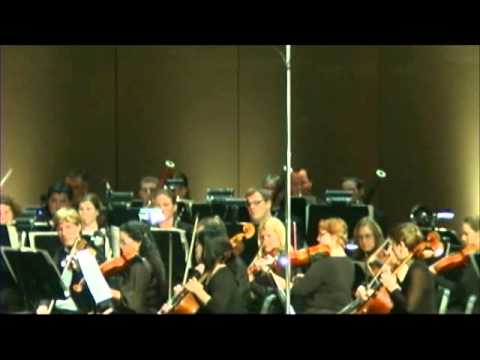 Chabrier - Espana - Rhapsody for Orchestra performed by the Victoria Symphony Orchestra