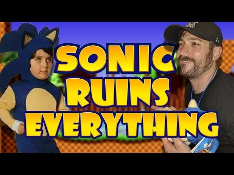 SONIC STILL GARBAGE?💩- Dude Soup Podcast #135