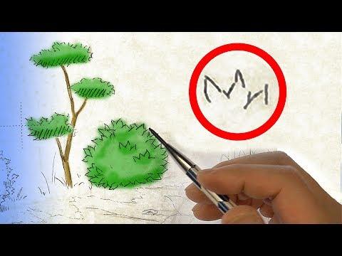 Japanese PRO vs Amateur A Simple Bush 【In the Woods】Part 2