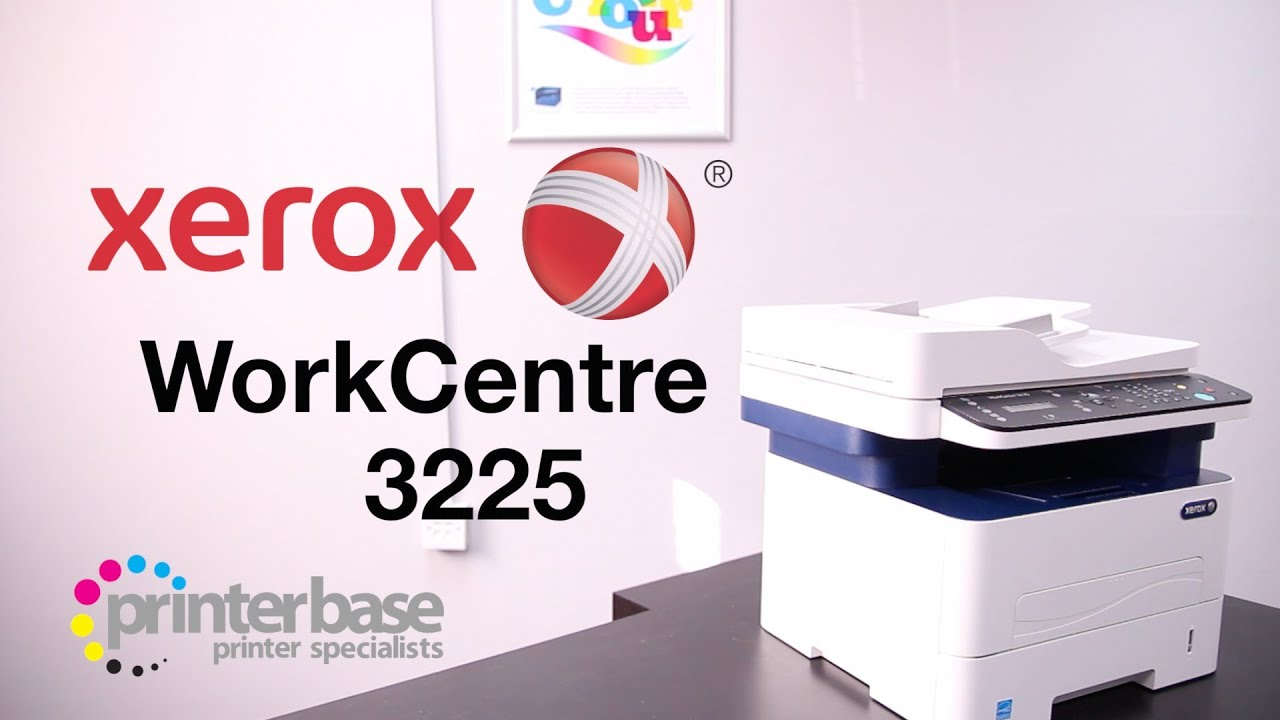 Xerox WorkCentre 3225 Mono Laser MFP Review | printerbase co uk