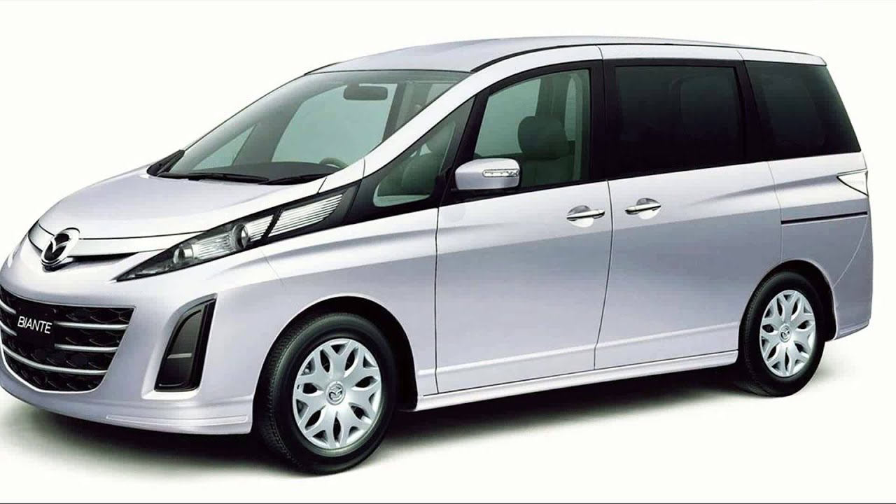 Mazda Biante 2013