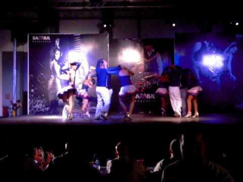 Yakera - 3er Abierto de Salsa Casino en Valencia - Grupo Novel